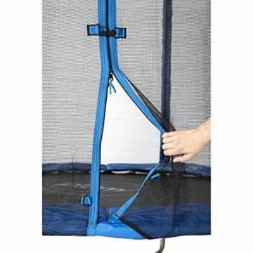 Plum Products Trampolin mit Sicherheitsnetz (183 cm) in Blau -