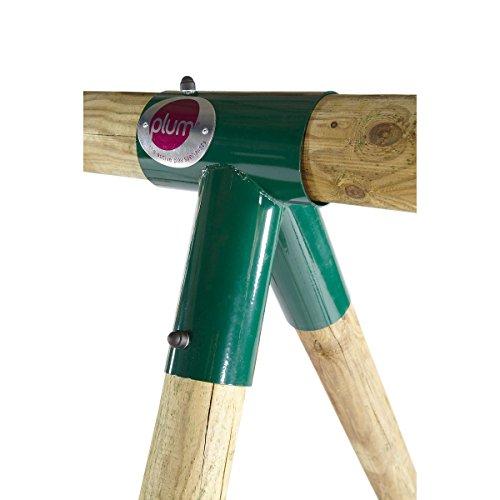 Plum Spider Monkey II Wooden Garden Swing Set by Plum?? -