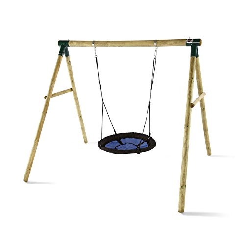 Plum Spider Monkey II Wooden Garden Swing Set by Plum?? -