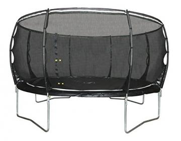 Plum Klettergerüst : Plum trampolin für kinder mit g sicherheitsnetz herren schwarz