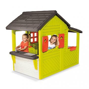 Smoby 310300 - Neo Floralie Spielhaus - 2