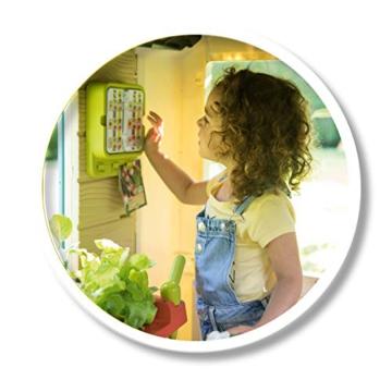 Smoby 810405 - Gartenhaus - Spielhaus für drinnen und draußen, mit kleiner Eingangstür und Fenstern, viel Zubehör zum Gärtnern, für Jungen und Mädchen ab 2 Jahren - 6