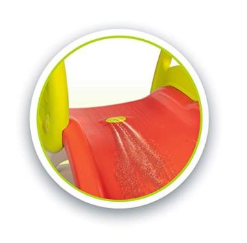 Smoby - Funny II Wellenrutsche, Große Rutsche mit Wasseranschluss, 2 Meter lang, mit Rutschauslauf, für Kinder ab 2 Jahren - 3
