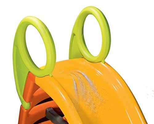 Smoby SM 310251 - Robuste Kunststoff Kinderrutsche -