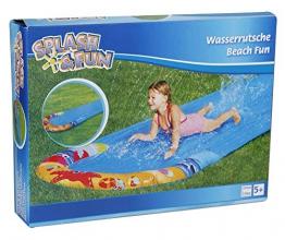 Splash & Fun Wasserrutsche Beach Fun, 510 x 110 cm - 1