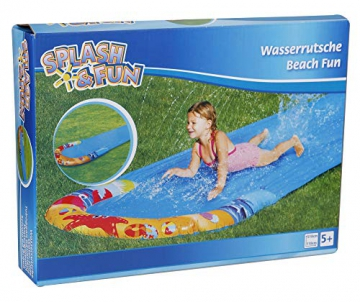 Splash & Fun Wasserrutsche Beach Fun, 510 x 110 cm - 1
