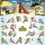 WICKEY Spielturm Klettergerüst MultiFlyer HD mit Schaukel & apfelgrüner Rutsche, Kletterturm mit Holzdach, Sandkasten, Leiter & Spiel-Zubehör - 5